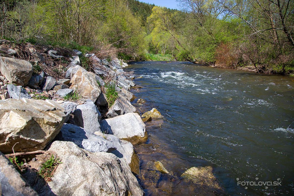 Brehy zregulovaných riek sú často obložené veľkými skalami, čo zabraňuje vzniku kolmých hlinených stien. V takomto brehu si rybárik nedokáže vykopať hniezdnu noru a prichádza tak o prostredie vhodné na rozmnožovanie.